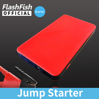 Flashfish Draagbare Mini Slim 20000 Mah Auto Jump Starter Power Bank 12V Motor Acculader Booster Auto Batterij Starter lader