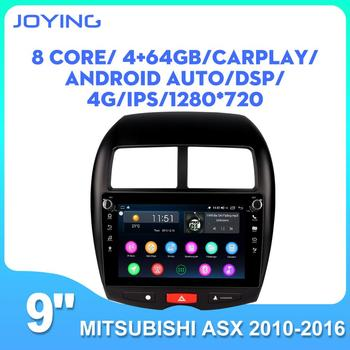 9 inch IPS screen car radio video player Android 8.1GPS Navigation support rear view camera/DVR For Mitsubishi ASX 2010-2016