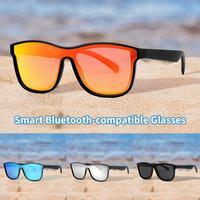 KY-gafas inteligentes multifuncionales de alta fidelidad para Larga modo de reposo, lentes de sol con protección ocular, Audio TWS, para conducir