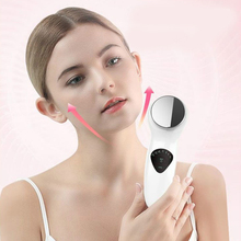Microcurrent Ion Import Instrument 5 effects1 Skin Care Tool Deep Cleaning Pore Wrinkle Removal Skin Rejuvenation Beauty Device portable home use deep pores cleasing wrinkle removal ultrasonic bio microcurrent led photon beauty device