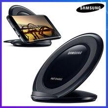 Oryginalna bezprzewodowa ładowarka QI Pad szybkie ładowanie EP NG930 do Samsung Galaxy S7 krawędzi S6edge S8 Plus S9 S10 Note8 Note9 uwaga 10 Plus