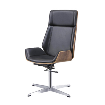 Reclning High-Back Bentwood Swivel Office Computer Chair Micro Fiber Leather Office Furniture For Home,Conference Task Armchair mesh chair swivel office chair high back gas lift armchair rolling legs office furniture hot sale