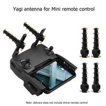 Antena do amplificador do impulsionador do sinal antena extensor de sinal do controlador remoto antenas para dji mavic mini/mavic 2/pro/ar 2x