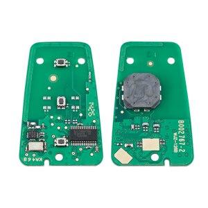Image 5 - QWMEND 3 Tasten 4A Chip Smart Auto Schlüssel für Peugeot 208 301 308 508 3008 5008 433MHz Auto Fernbedienung keyless Go Reisenden Expert