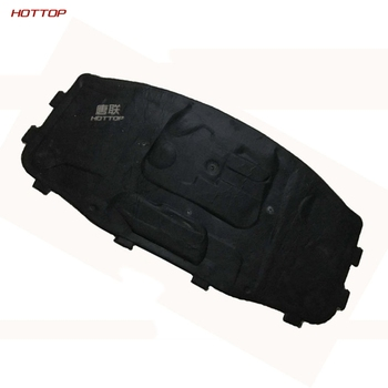 For BMW 3 Series E46 318i 320 325 330 Cover Heat Insulation Foam Hood Soundproof Cotton Head Front Cover