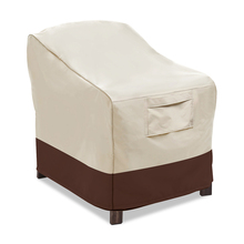 Outdoor Yard Garden Patio Furniture Cover Patio Chair Covers Lounge Deep Seat Cover Heavy Duty and Waterproof цены