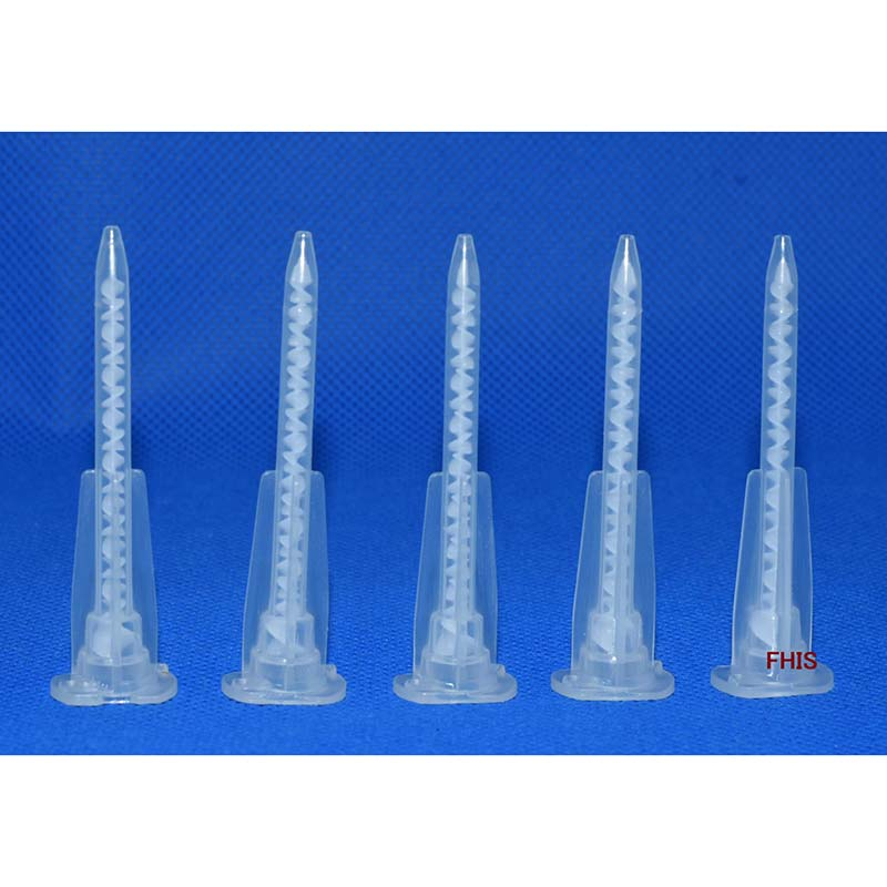 Epoxi gyantakeverő statikus MA3.0-17S keverő fúvókák Pore Core - Elektromos szerszám kiegészítők - Fénykép 2