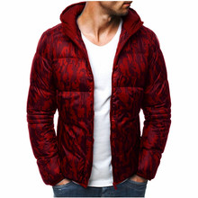 ZOGAA Men Coat Loose Sportswear Outwear Chaquetas Hombre Parka Mens Hooded Jackets Warm Thick Coats Bright Surface Hot Sale fgkks winter jacket 2017 warm coat thick parka chaquetas plumas hombre men coats jackets slim fit outwear casual clothing