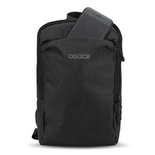 Safety-Sling-Bag Anti-Theft Shoulder-Bag Gym-Bag Spacious-Crossbody-Backpack Waterproof