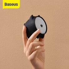 Baseus נייד Bluetooth רמקול טוב יותר בס צבעוני בעלי החיים דגם עמיד למים סטריאו קול מיני רמקול עבור בית & רכב