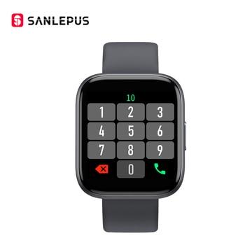 SANLEPUS 2020 Smart Watch Bluetooth Call Smartwatch Men Women Waterproof Sport Fitness Bracelet For Android Apple Xiaomi Honor