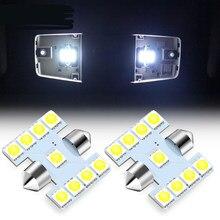 2pc c5w carro conduziu a lâmpada de leitura luz para kia rio k2 k3 k5 k4 k9 k900 kx3 kx5 kx7 cerato alma forte sportage