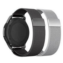 22 20 мм для Samsung Gear sport S2 S3 классический ремешок huami amazfit gtr bip ремешок huawei GT 2 42 46 мм galaxy watch active 40 мм 44 мм