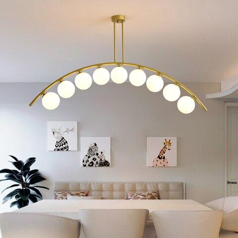 ferragem de ouro loft vintage lustre estilo europa com g9 7 9 luzes para sala