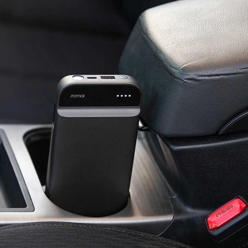 70mai urządzenie do uruchamiania awaryjnego samochodu Power Bank 12V 600A 70 Mai ładowarka samochodowa przenośne Auto Buster samochód awaryjne urządzenie zapłonowe