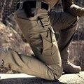 Tacitcal брюки Для мужчин эластичные с несколькими карманами мужские брюки Повседневное военные мужские штаны Для мужчин для бега, размер s, Фит...