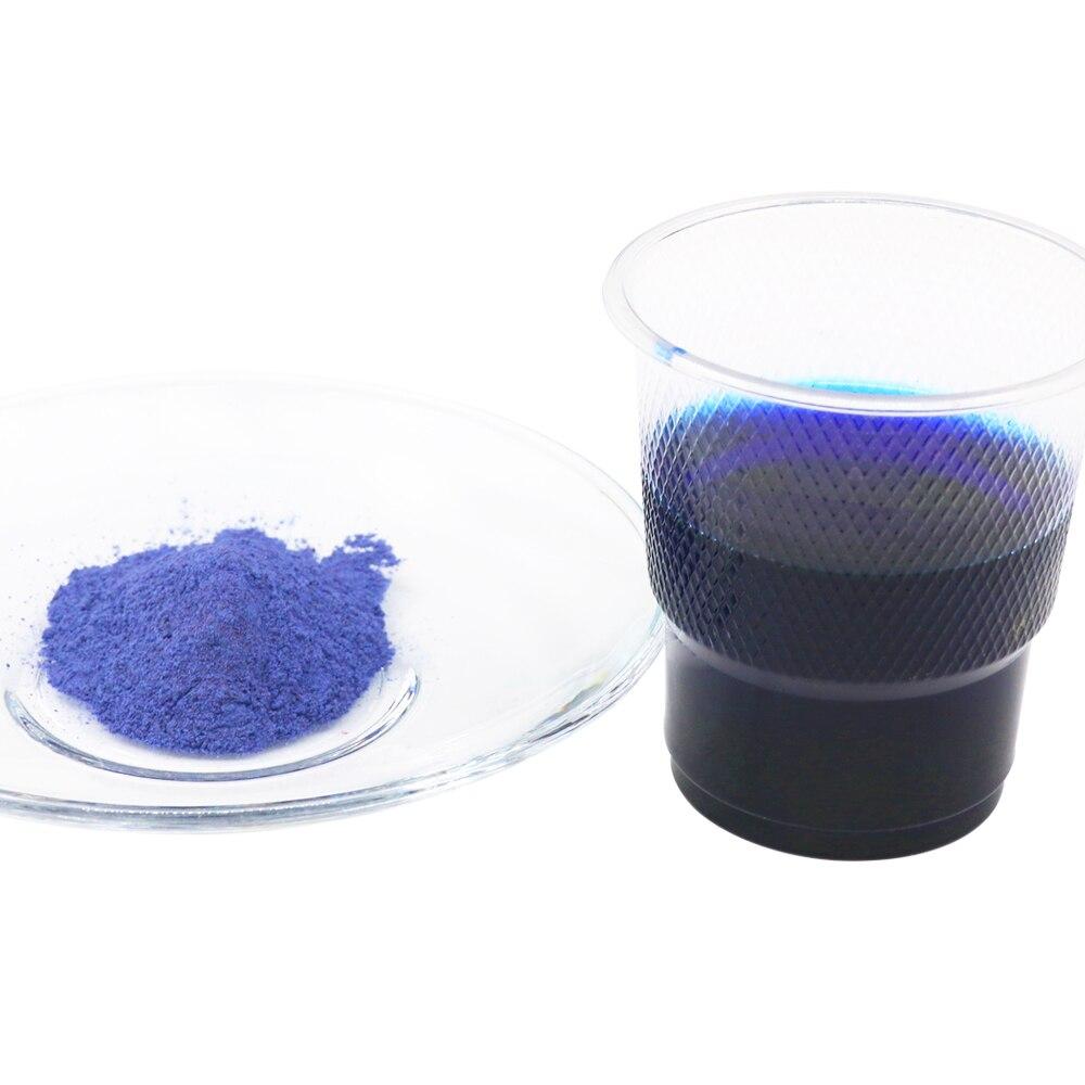 Fabric Dye Acrylic Paint 10g Blue Dyestuff Textile Dyeing Clothing Renovation Pigment For Cotton Nylon Silk Fabric Clothing Dye