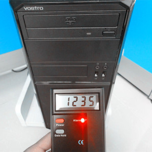 ion tester/negative ion tester