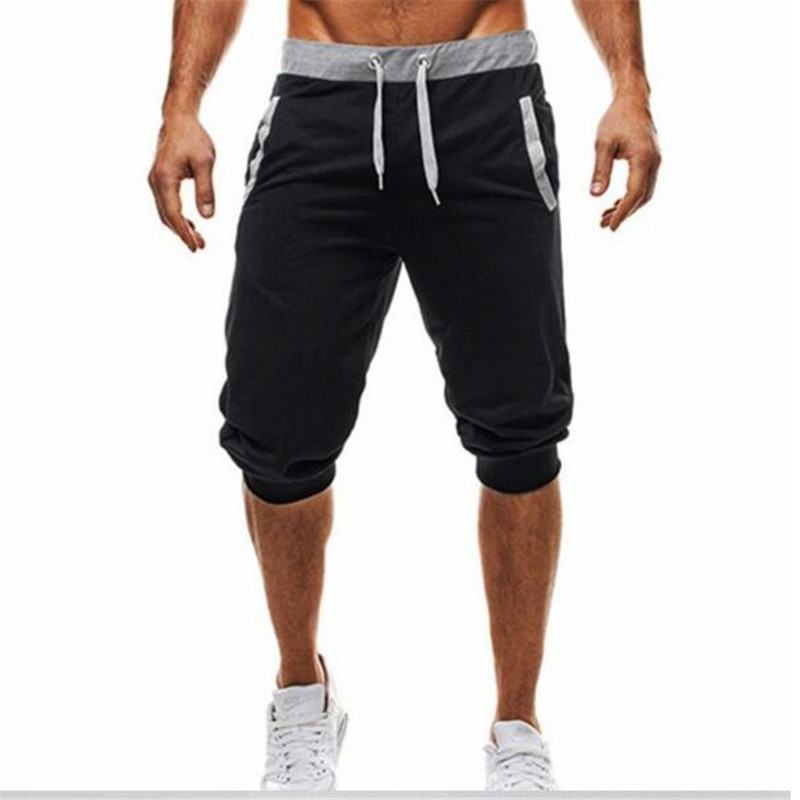 ZNG 2020 New Summer Men Leisure Men  Shorts Solid Color Short Men Fashion Shorts