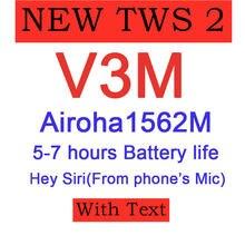 [Новейшие] v3m airoha 1562m bluetooth наушники с поддержкой