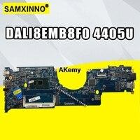 DALI8EMB8F0 FRU 01AV956 dla Lenovo ThinkPad jogi 11E laptopa płyty głównej CPU 4405U DDR3L w Płyty główne od Komputer i biuro na