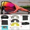 Ciclismo óculos polarizados mtb mountain bike ciclismo óculos de sol óculos de ciclismo óculos de proteção oculos 35
