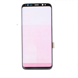 Image 4 - ORIGINAL SUPER AMOLED S8 LCD For SAMSUNG Galaxy S8 G950 G950F S8Plus G955 G955F With Burn red mark LCD Touch Screen Digitizer