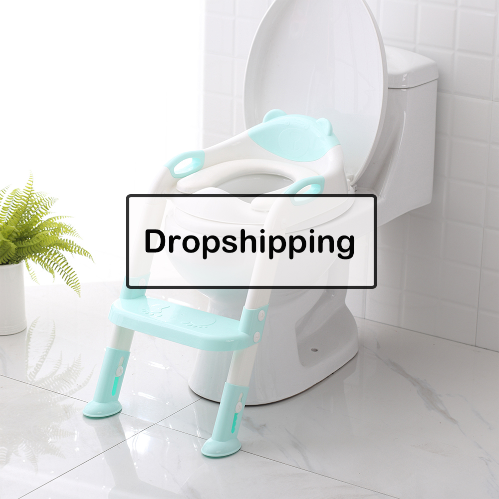 Folding Baby Potty Infant Kids Toilet Training Seat With Safe Adjustable Ladder Height Portable Urinal Potty Toilet Seat For Kid
