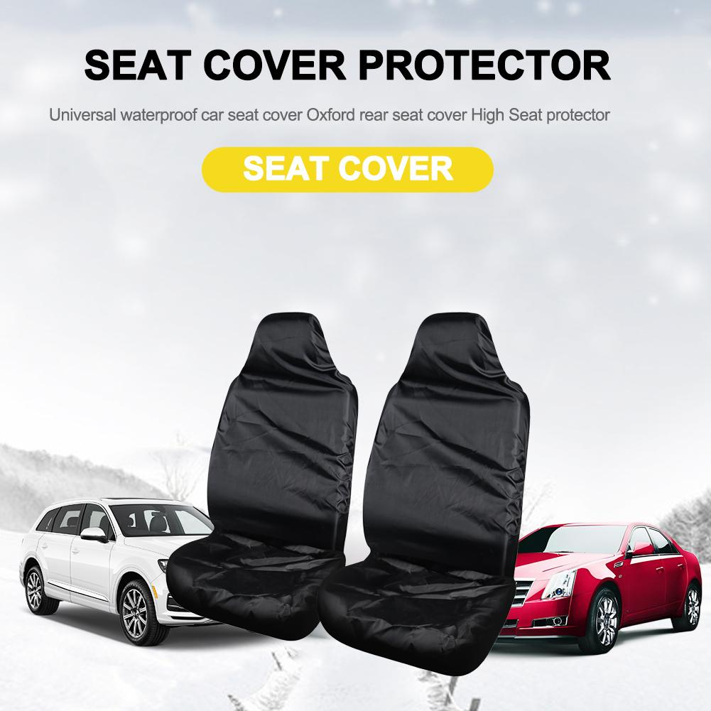 Universal Waterproof Car Seat Cover Oxford Rear Seat Cover High Seat Protector