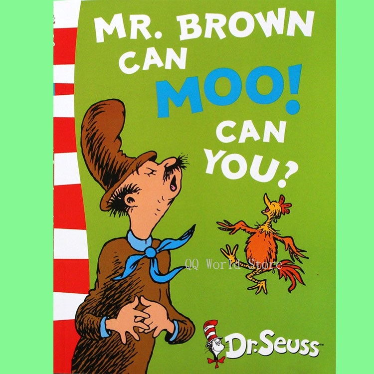 9-1 Mr.Brown Can Moo! Can You?