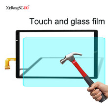 Für 10.1 ''zoll Teclast P10HD 4G / Teclast P10S LTE tablet Externe Touch Screen Panel Outter Digitizer Glas angs-ctp-101350A