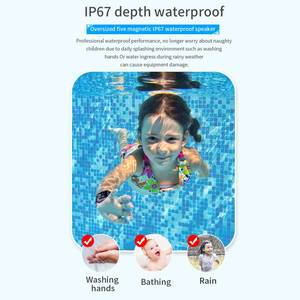 Image 5 - AllCall W58 Kids Smart Watch GPS Tracker 4G SIM Card Video Call with Light Camera SOS IP67 Waterproof Smartwatch For Girls Boys