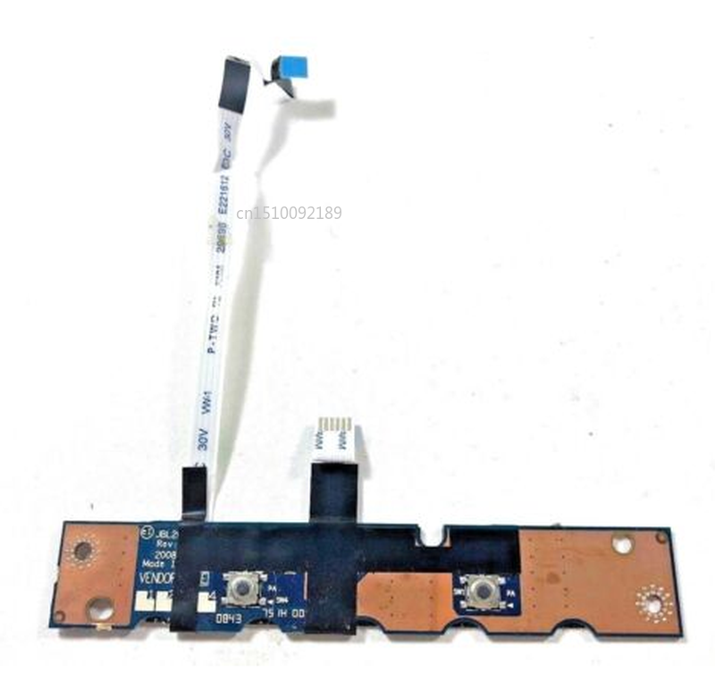 Free Shipping Original For HP CQ40 CQ41 CQ45 DV4 Touchpad Mouse Buttons LS-4104P