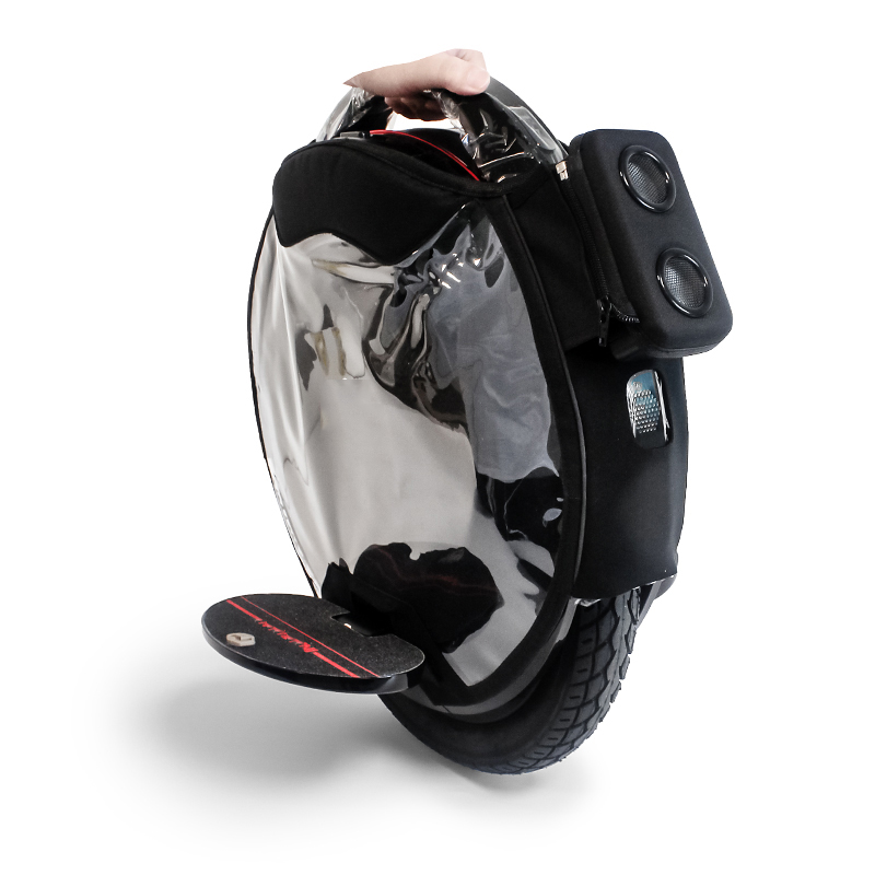 V8 Electric Unicycle Transparent Protective Cover Collision Protection Cover