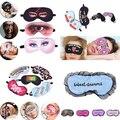 1 шт. мягкая 3D маска для сна  натуральная маска для сна  маска для глаз  накладная маска для глаз для женщин и мужчин  переносная повязка на гла...