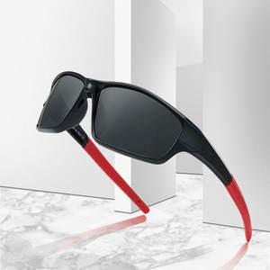 Brand Design HD Polarized Sunglasses Mens Male Sun Glass Top Quality Vintage Gafas UV400 Cool Men Driving Googles Clout Goggles