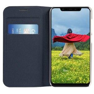 Image 2 - Phone Case For Xiaomi Mi 8 Lite flip wallet leather cover Xiomi Mi8 Mi8Se Mi8lite 8lite With Credit Card Pocket 360 Protective