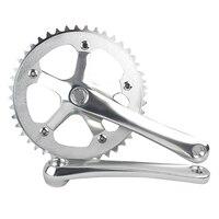 도로 자전거 cnc 44 t crankset 6061 t6 알루미늄 합금 chainring 크랭크 chainwheel fixie|자전거 손잡이|스포츠 & 엔터테인먼트 -