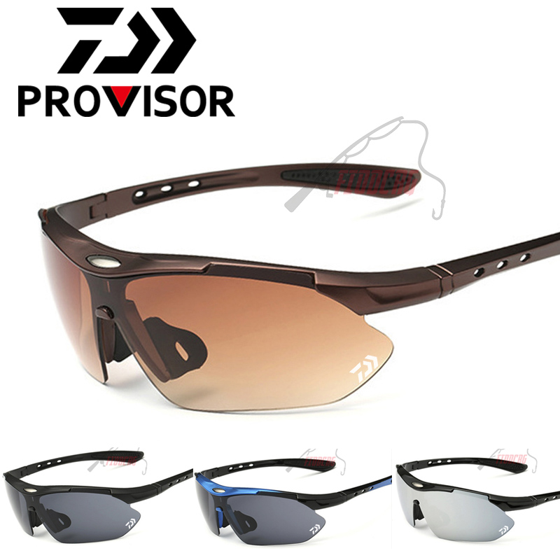 DAWA Men Polarized Sunglasses Sports Eyewear Fishing Sunglasses Cycling Outdoor Sunglass UV Protection Riding Protective Glasses