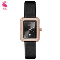 New Small Dial Rectangle Women Watches Fashion Women Bracelet Watch Ladies Casual Quartz WatchWatch 2019 montre femme reloj muje