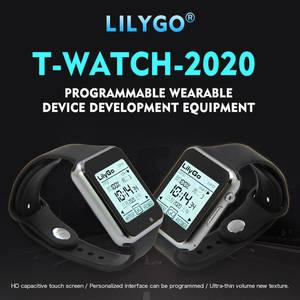 Programmable ESP32 Lilygo Ttgo Main-Chip Environmental-Interaction