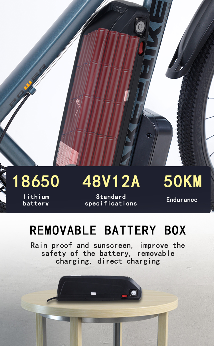 29 inch variable speed mountain bike electric bicycle power mountain bike 48V1000W electric motorcycle men's electric bicycle