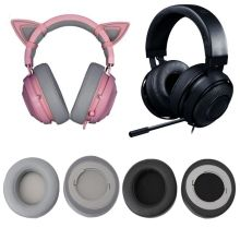 лучшая цена Replacement Eapads Earmuffs Cushion for Razer Kraken 7.1 Chroma V2 USB Gaming Pro V2 Headphone