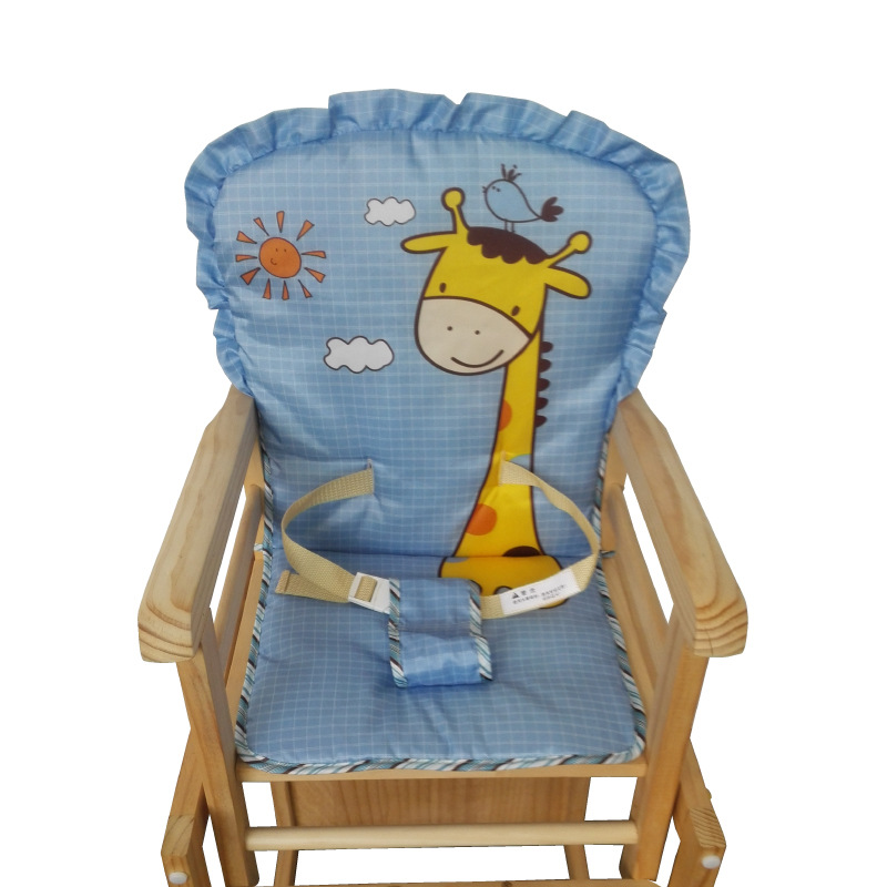 Children's Dining Chair Cushion Universal Baby Stroller Cotton Pad Baby Safety Seat Cushion