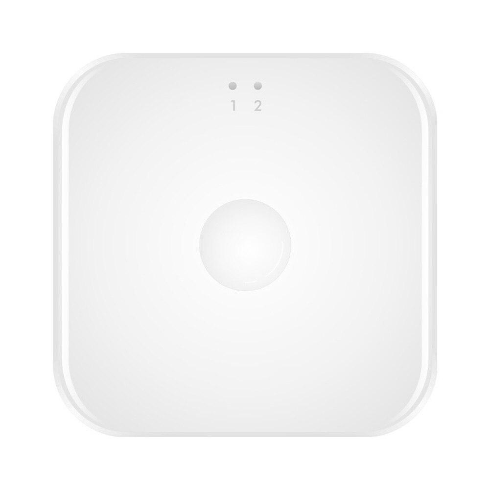 Adattatore Plug And Play HDMI Switcher Schermo Multimediale Splitter Ufficio Portatile TV Video Dissipazione di Calore A Due Vie HD 4K una Chiave