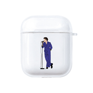 Image 4 - Harry Styles Case For Apple AirPods 1 2 Protective Transparent Earphone Case Cover Soft Silicone Case or Apple Airpods Pro Cover