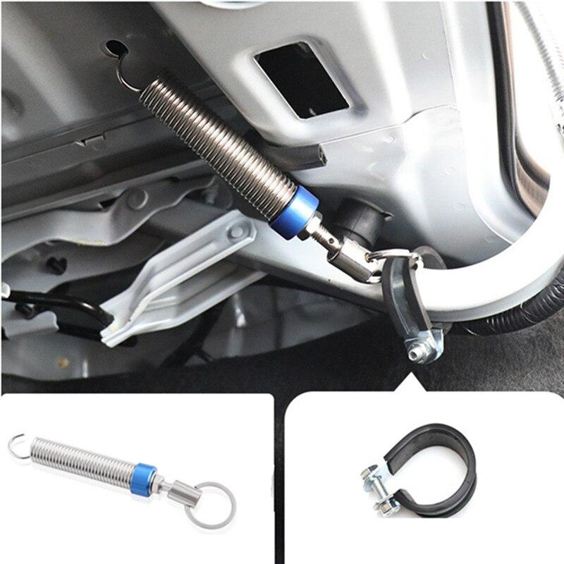 Универсальная автомобильная крышка багажника, пружинный подпорный подъемник, регулируемое пружинное устройство, металлический на багажни... title=
