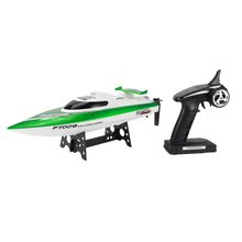 Feilun FT009 2.4G 4CH Water Cooling RC Racing Boat 30km/h Super Speed Electric Toy Remote Control Boats 2 Batteries