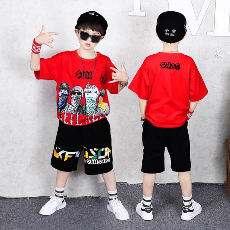 2020 meninos roupas de verao criancas dos 04