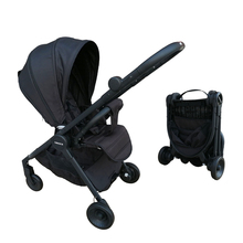 Baby Stroller Travel Portable Pram Parent Facing Pushchair E